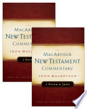 1 2 Peter And Jude Macarthur New Testament Commentary Set