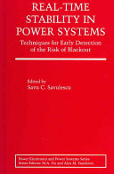Real Time Stability in Power Systems
