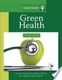Green Health Book PDF