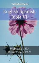 English Spanish Bible VI