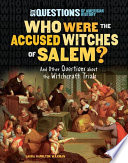 Who Were the Accused Witches of Salem?