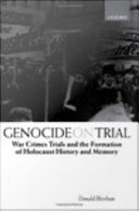 Genocide on Trial