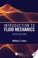 Introduction to Fluid Mechanics  Sixth Edition Book