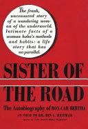 Sister of the Road Pdf/ePub eBook