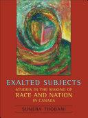 Exalted Subjects Pdf/ePub eBook