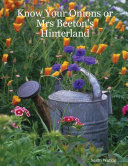 Know Your Onions Or Mrs Beeton's Hinterland