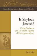 Is Shylock Jewish?