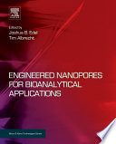 Engineered Nanopores for Bioanalytical Applications Book