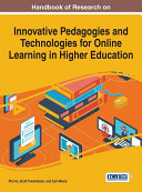 Handbook of Research on Innovative Pedagogies and Technologies for Online Learning in Higher Education [Pdf/ePub] eBook