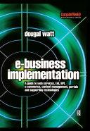 E-business Implementation: