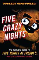 Five Crazy Nights Pdf/ePub eBook