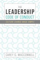 The Leadership Code of Conduct