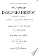 Americanized Encyclopedia Britannica  Revised and Amended Book PDF