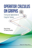Operator Calculus On Graphs  Theory And Applications In Computer Science