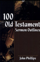 Pdf 100 Old Testament Sermon Outlines