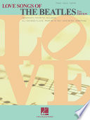Love Songs of the Beatles  Songbook