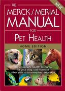 The Merck Merial Manual For Pet Health