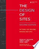 The Design of Sites Book