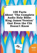 100 Facts about the Complete Audio Holy Bible
