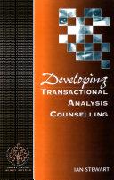 Developing Transactional Analysis Counselling