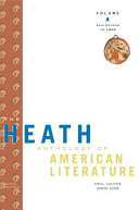 The Heath Anthology of American Literature 2 Volume Set  Volumes A   B