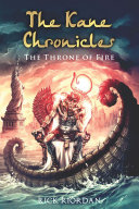 The Kane Chronicles 2 The Throne of Fire