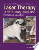Cover image of Laser therapy in veterinary medicine : photobiomodulation