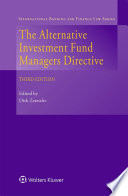 The Alternative Investment Fund Managers Directive Book