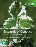 ESSENTIALS OF GENETICS  GLOBAL EDITION