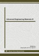 Advanced Engineering Materials III Pdf/ePub eBook