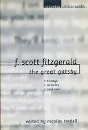 F. Scott Fitzgerald, The Great Gatsby
