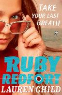 Pdf Take Your Last Breath (Ruby Redfort, Book 2)
