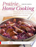 Prairie Home Cooking Book PDF