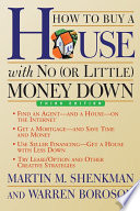 How To Buy A House With No Or Little Money Down Book