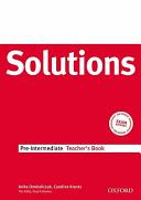 Solutions Pre-Intermediate: Teacher's Book