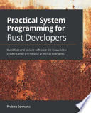 Practical System Programming for Rust Developers Book