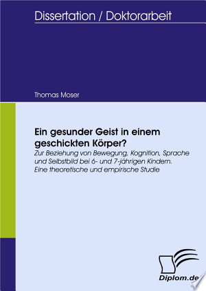 """Download Ein gesunder Geist in einem geschickten K""""rper? Free Books - Dlebooks.net"""