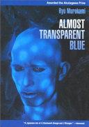 Almost Transparent Blue ebook