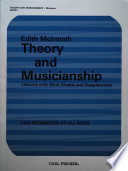 Theory and Musicianship