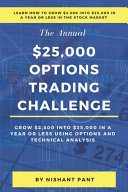 $25K Options Trading Challenge (Color Print)