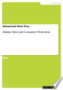 Islamic State and Consumer Protection