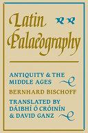 Latin Palaeography