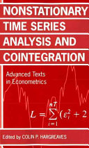 Nonstationary Time Series Analysis and Cointegration