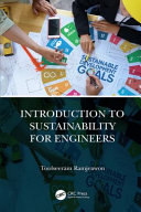Introduction To Sustainability For Engineers Book PDF