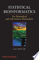 Statistical Bioinformatics