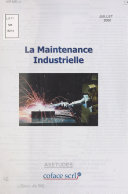 La Maintenance Industrielle Bruno Wuillai Google Books