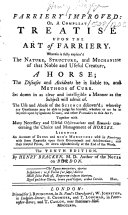 Farriery improved ... The tenth edition