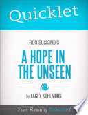 Quicklet on Ron Suskind s A Hope in the Unseen