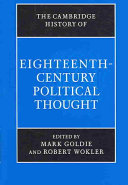 The Cambridge History of Eighteenth-Century Political Thought