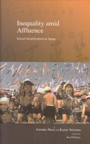 Inequality Amid Affluence Book PDF